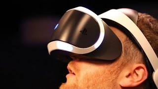 PlayStation VR is the most accessible VR yet