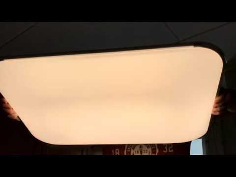 LVWIT Lámpara de Techo LED Regulable,  Ideal por su diseño y calidad