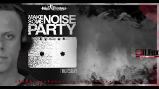 Party Invitation - DJ GIL FUX