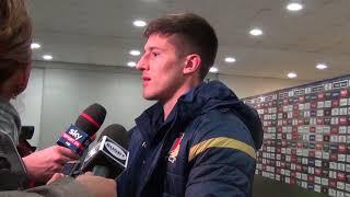 Italia-Scozia, Allan: 'Torno a Treviso con l'amaro in bocca'