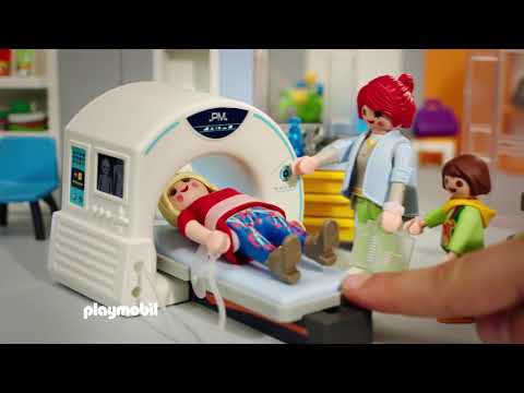 Playmobil Large hospital with facilities