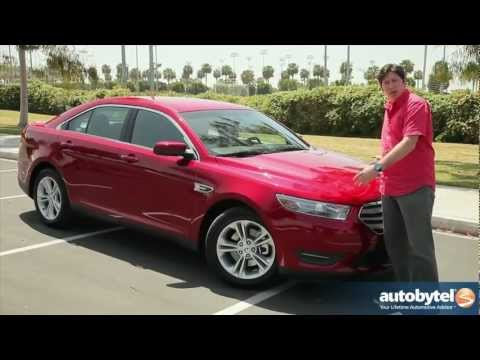 2013 Ford Taurus: Video Road Test & Review