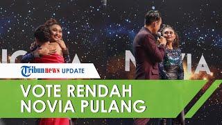 Novia Harus Pulang, Kelima Juri Indonesian Idol X Kompak Tutup Telinga