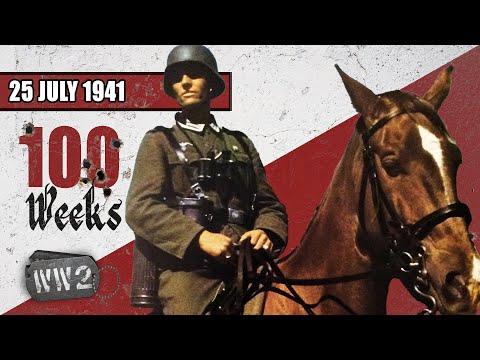 Wehrmacht – Armáda na koních - Druhá světová válka