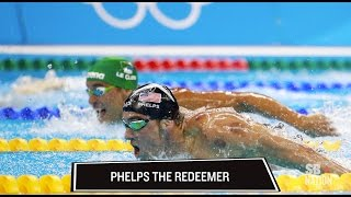 Michael Phelps wins 200M butterfly, captures 25th Olympic medal | Rio Olympics 2016 thumbnail