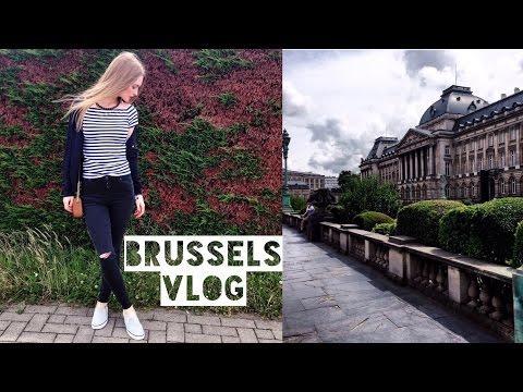 Влог: Брюссель/ Бельгийские вафли,Зумба,