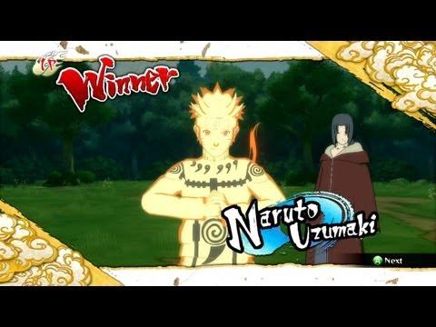 naruto ultimate ninja storm games list