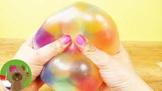 XXL Orbeez Parels Weer VULLEN?! NIEUW Stressbal Experiment | DIY FUN