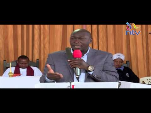 Team Kieleweke urge DP Ruto to quit Jubilee should he continue with 2022 campaign
