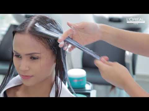Jak zmyć środki zaradcze ludowych czarne włosy