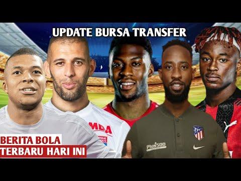 Transfer Pemain Resmi Terbaru 2021  Moussa Dembele Resmi Ke Atletico  Lord Lingard Ke Nice AC Milan