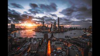Video : China : ShangHai 上海 skyline