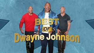 The Best of Dwayne Johnson on The Ellen Show