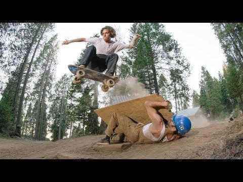 Manramp Goes to Skate Camp