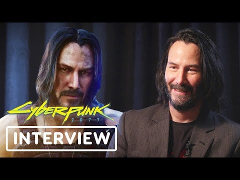 Keanu Reeves dvakrát o Cyberpunku