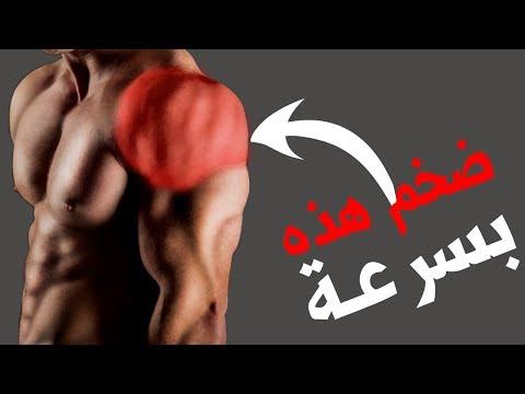 Les tendons du muscle se fixent au même os