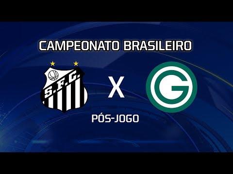 PASSEIO NA VILA! Santos vence de 6 a 1 o Goiás e se mantém na liderança do Brasileirão | Pós-jogo