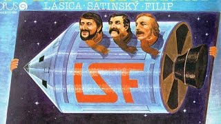 S VETROM OPRETEKY (celý album) - Lasica + Satinský + Filip (1982)