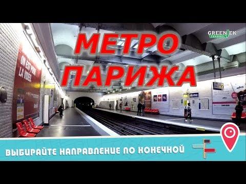 """Метро Парижа: Советы, лайфхаки, безопасность, покупка билетов.  """"Ехать Надо"""" №4"""