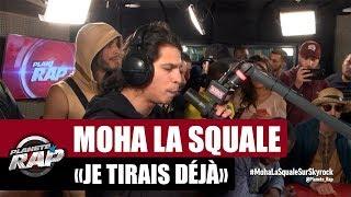 """[INÉDIT] Moha La Squale """"À 10 Ans, Je Tirais Déjà"""" #PlanèteRap"""