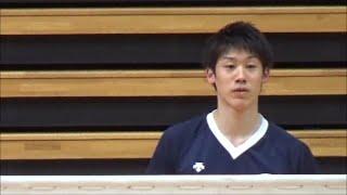 石川祐希2015スーパーカレッジバレー決勝戦ハイライト