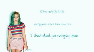 MOMOLAND   BAAM Lyrics (Han|Rom|Eng) Color Coded