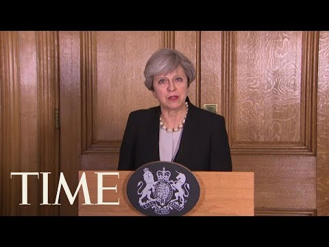 Prime Minister Theresa May Says U.K. Terror Threat Level Is Increased To 'Critical' | TIME