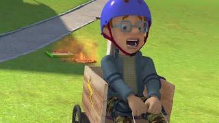 Brandweerman Sam ⭐️ Norman, de snelle koning! 🚀 🚒 Nieuwe Afleveringen   Kinderfilms   WildBrain