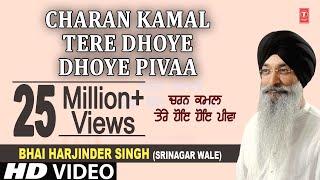 Charan Kamal Tere Dhoye Dhoye Pivaa - Bhai Harjinder