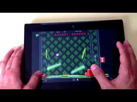 Video of Pinball Breakout LINS