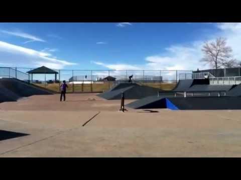 Cornerstone skatepark