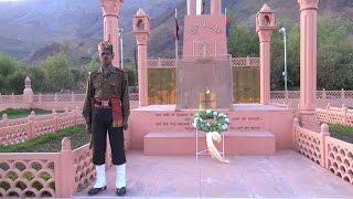 City of Kargil in Jammu and Kashmir