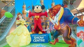 Парад Сказочных Героев Микки Маус,Май Литл Пони,Человек Паук Mickey Mouse,Spider Man,Little Pony