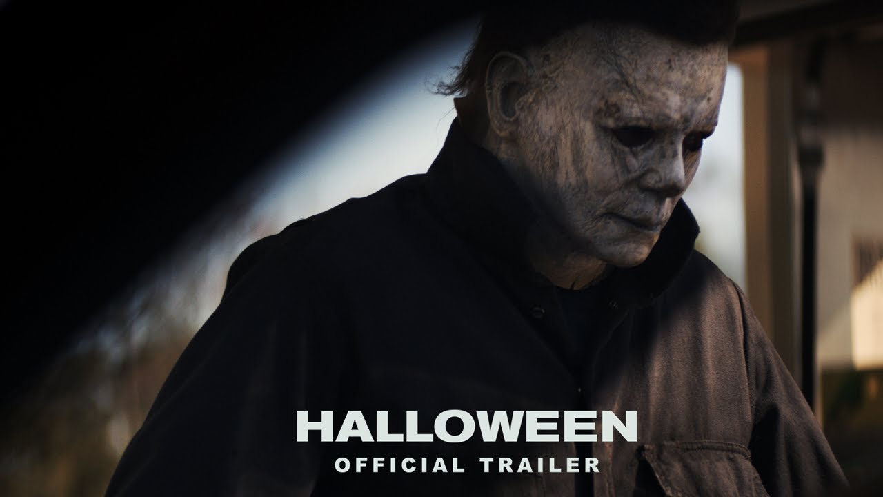 Video trailer för Halloween - Official Trailer (HD)