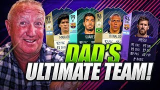 DADS ULTIMATE TEAM!