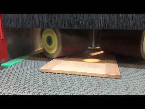 RO 800/1300 - Rotary 3D Door Sander