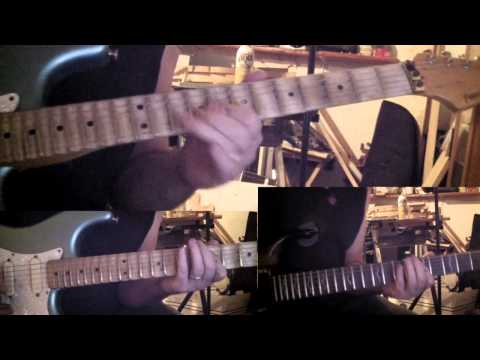playin' with Video camera Greg Alan Moore Lydian Solo