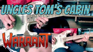 WARRANT Uncle Tom's Cabin FULL COVER