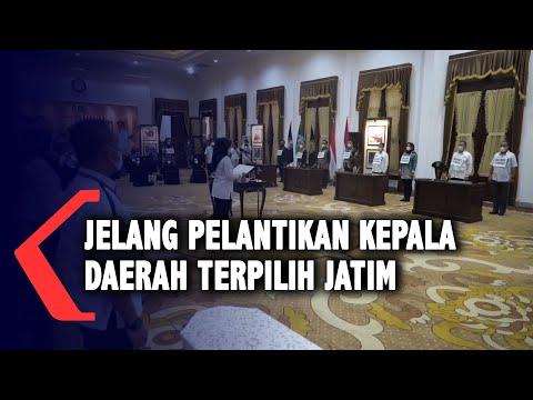17 Kepala Daerah Terpilih Jatim Siap Dilantik