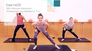 Barre3 - 30 Minute Workout #3