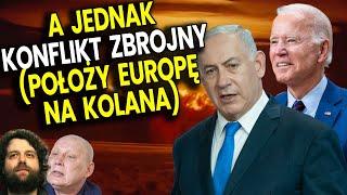 A Jednak Konflikt Zbrojny (Położy Europę na Kolana) Jasnowidz Jackowski u Ator Przepowiednie Analiza