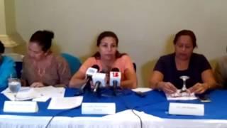 Conferencia de Prensa/Panorama Electoral rinde tercer informe