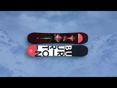 Burton Feel Good Flying V 2020
