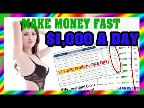 How To Make Money Online Fast – Make Money From Home 2017 Case 12