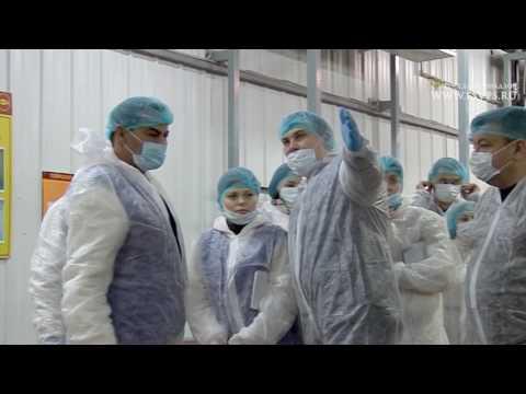 Государственный ветеринарный контроль экспортируемой российской продукции