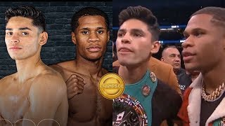 Ryan Garcia & Devin Haney Face Off! Agree to Future Fight!