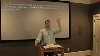 """Studies in John - #20: """"God Gave His Son"""""""