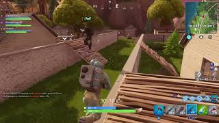 FORTNITE GAMEPLAY- I'm Your President Mmkaay...