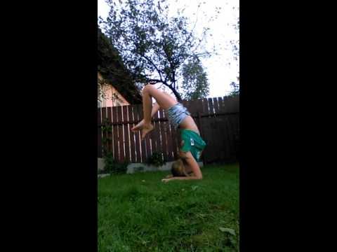 Моя гимнастика я самоучка