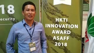 Rumah Koran di HKTI Innovation Awards 2018